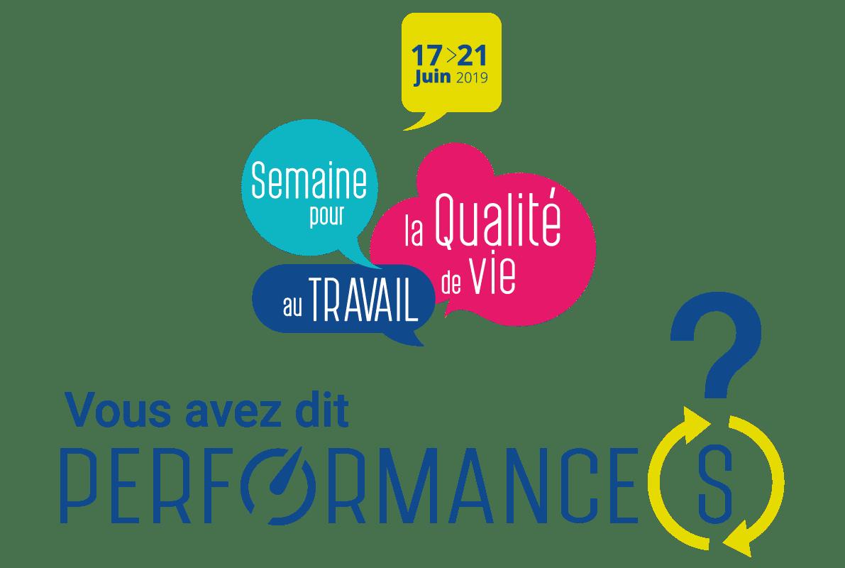 La 16ème semaine pour la qualité de vie au travail du 17 au 21 juin 2019